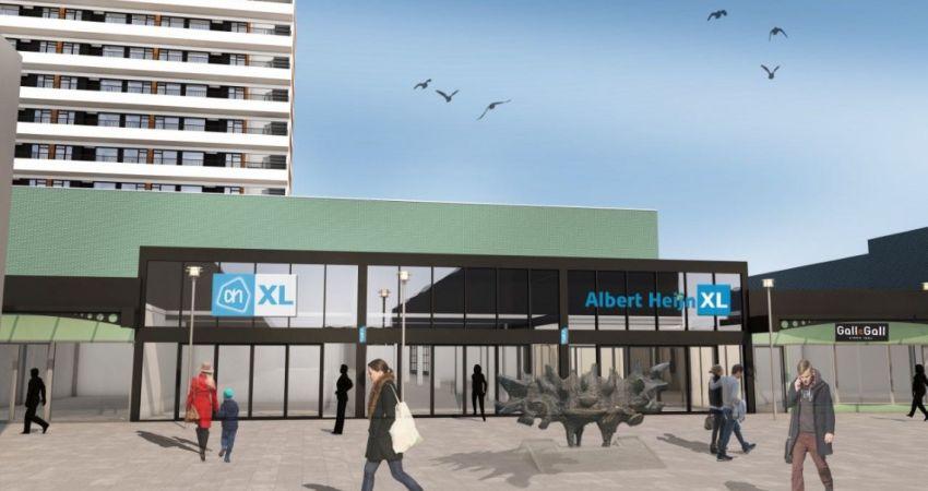 Kroonenberg Groep verhuurt meerdere winkels in Hoogvliet