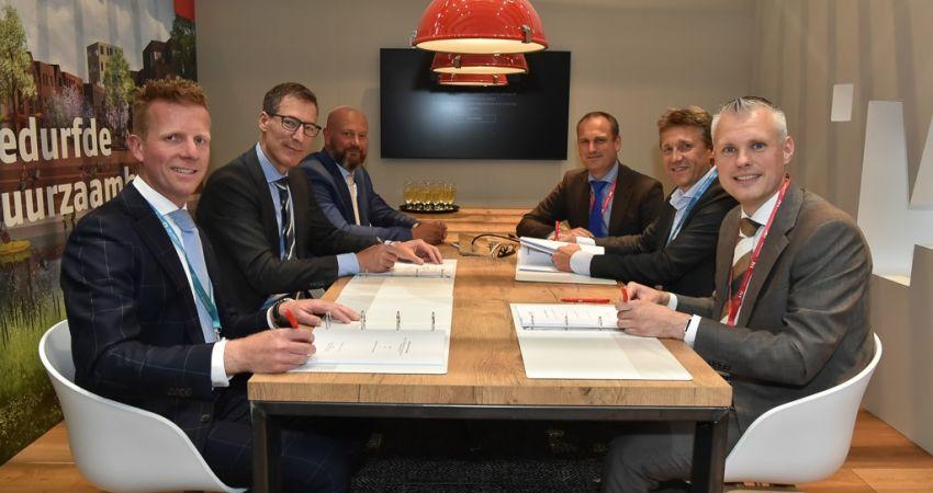 AM verkoopt vastgoed Schalkstad in Haarlem aan twee partijen
