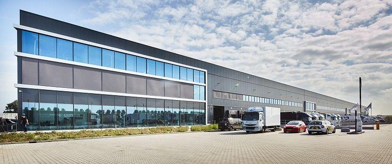 AMS Cargo Center Schiphol nu volledig verhuurd