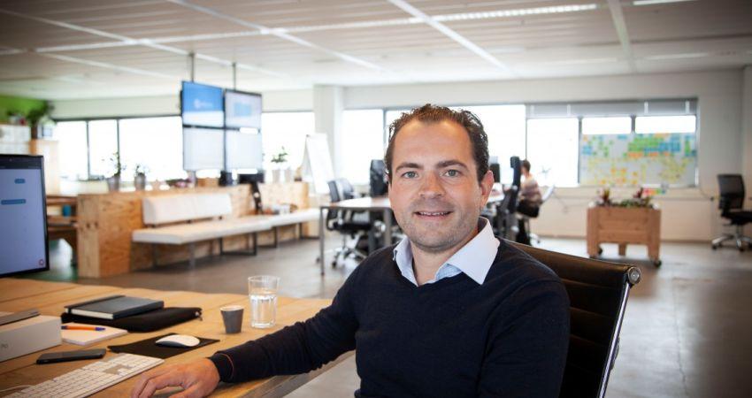 Amadeus Geelhuysen is Head of Client Success bij OSRE
