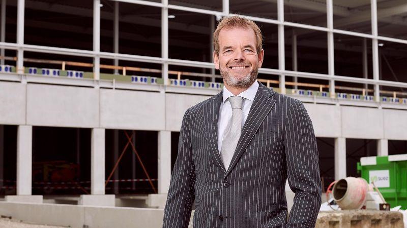 Nieuwe directeur voor Segro Nederland