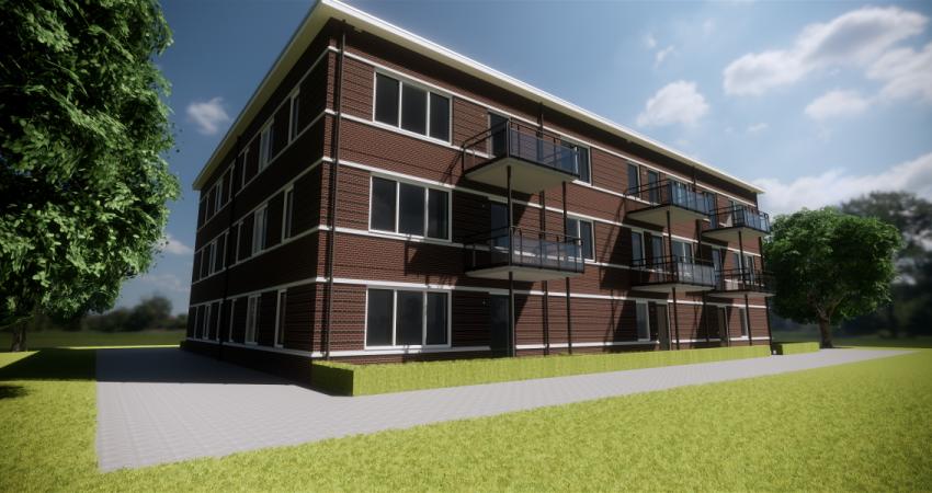 In drie maanden van ontwikkel- tot realisatieovereenkomst in Vinkeveen