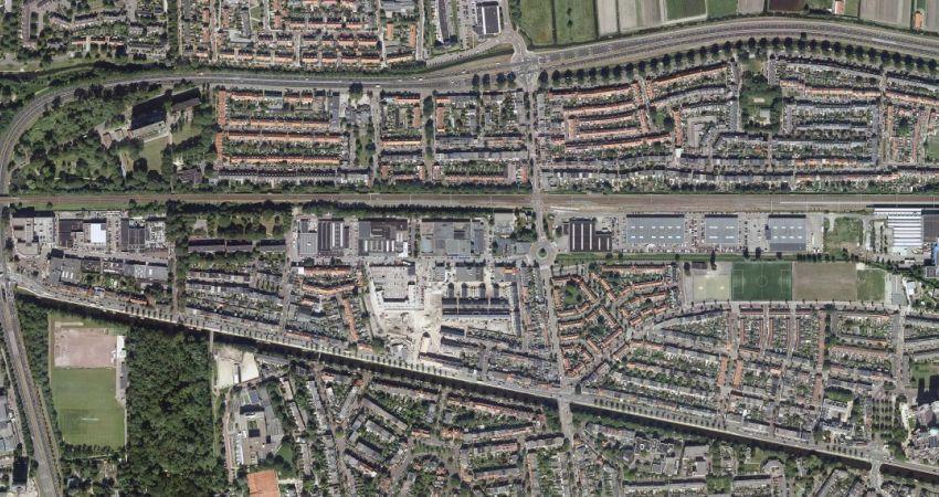 Plannen voor minstens 1.500 woningen in Spoorzone West Haarlem
