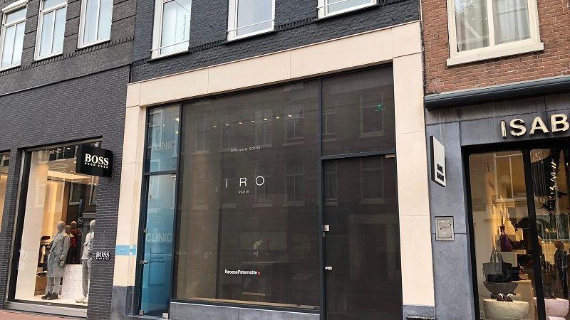 Frans modemerk IRO strijkt neer in P.C. Hooftstraat