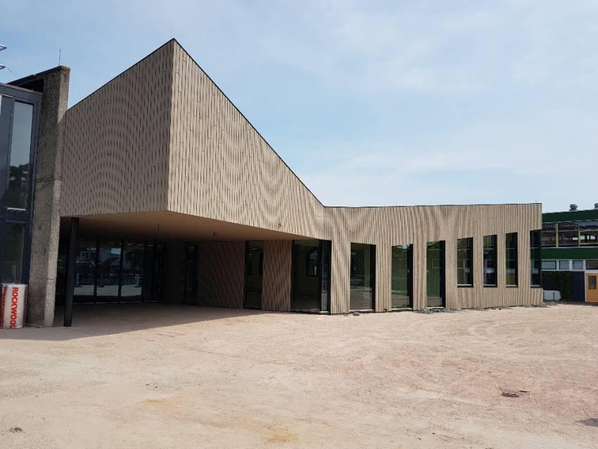Gloednieuw Nordwin College Leeuwarden opgeleverd