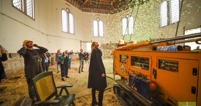 Bouw kan beginnen in Rotterdams Huis van Bewaring en Kapel