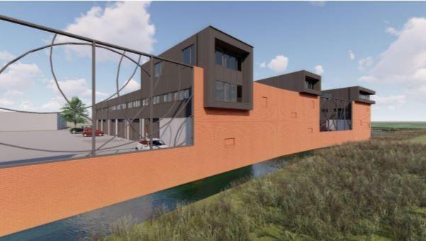 Bedrijfsunits in Nieuw-Vennep Zuid in trek bij kopers