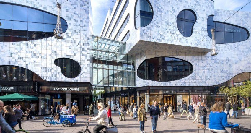 De Nieuwe Haagse Passage van 'place to buy' naar 'place to be'