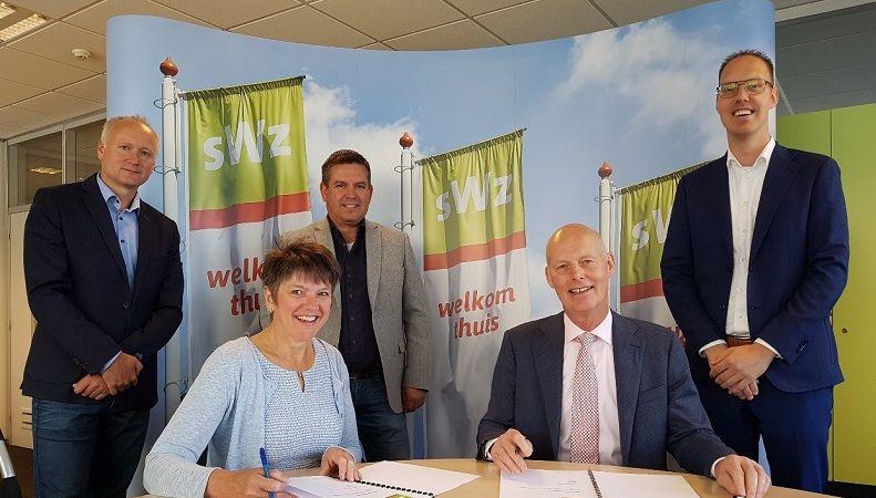 Nikkels bouwt 39 sociale huurwoningen in Zwolle
