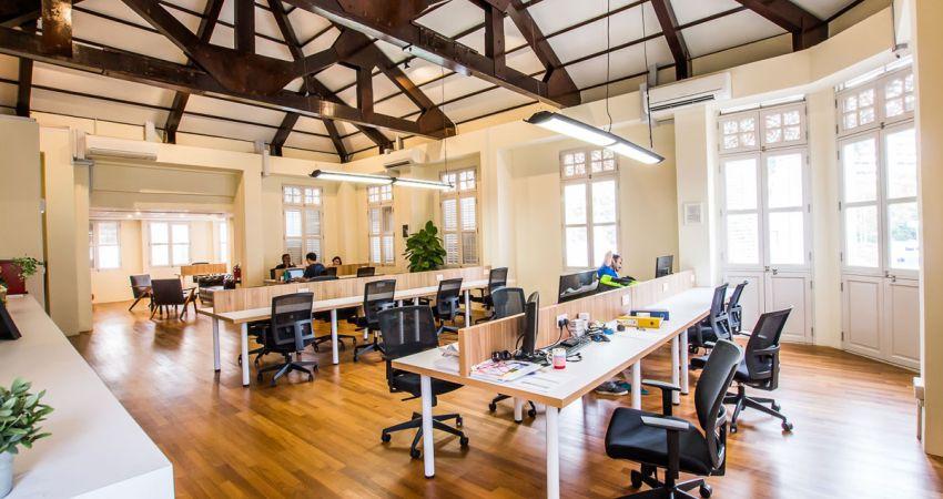 UPDATE Nederland telt meer dan 110 flexkantoor/coworking formules