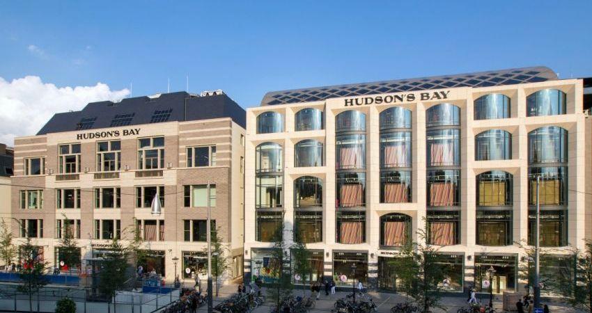 Wat zijn de scenario's voor de huurovereenkomsten met Hudson's Bay?