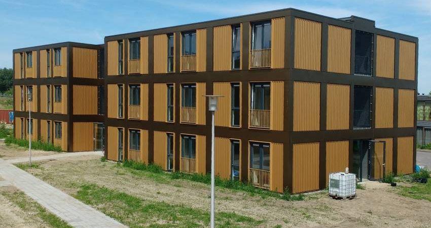 Deze woningen wisselen de komende decennia van standplaats in Almere