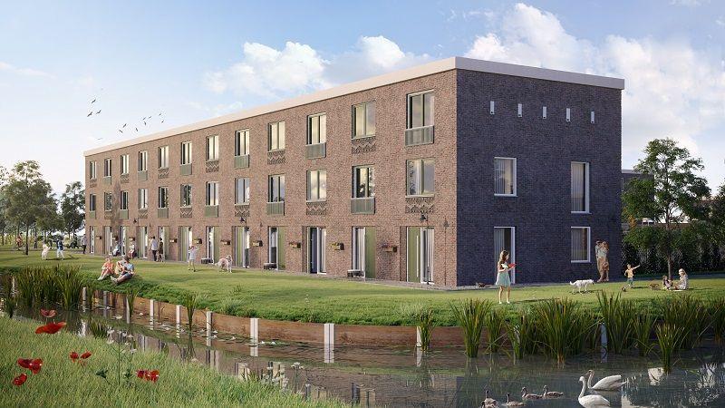 28 nieuwe woningen nabij Park16Hoven.