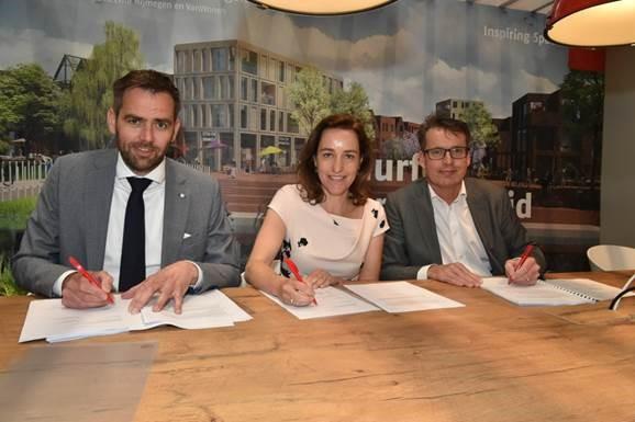 Amvest en AM realiseren 72 koopwoningen in Molenzigt te Dordrecht