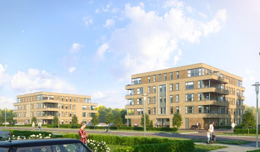 Newomij koopt 27 appartementen in Borne van Janssen de Jong