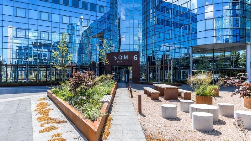 Time Equities verhuurt kantoorruimte in SQM Voorburg aan Menken Orlando