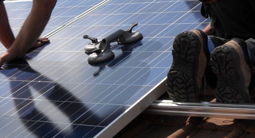 Gratis zonnepanelen voor 199 huurwoningen in Alphen aan den Rijn