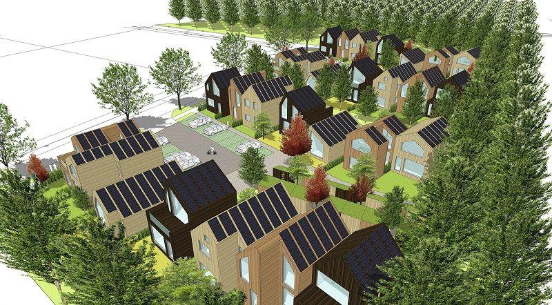 WikiHouse: overheid initieert betaalbare zelfbouw in Almere