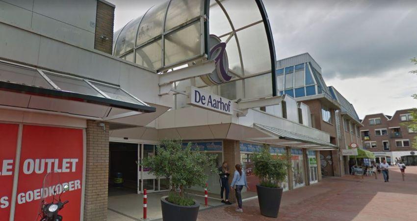 Winkelcentrum Aarhof in Alphen aan den Rijn verkocht