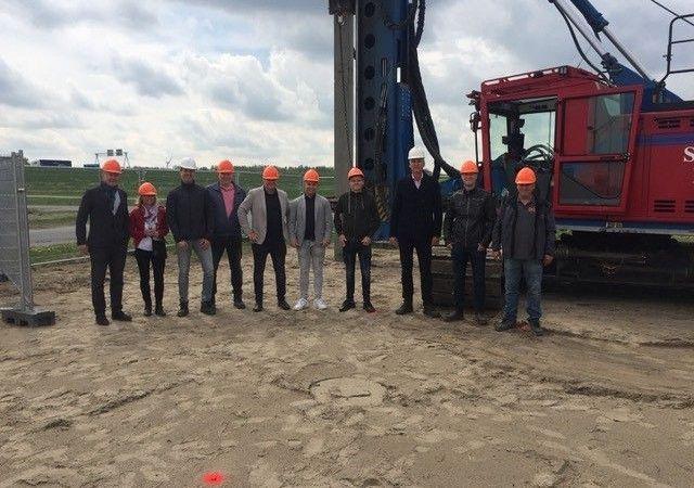 Nieuw pand van 5.300 m2 voor industriële bakkerij in Almere