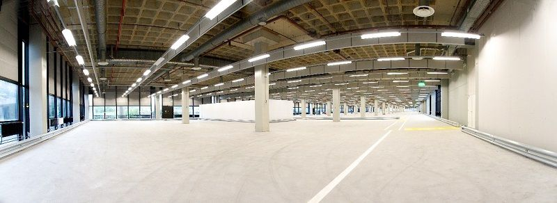 24.000 m² logistieke ruimte voor startups in Amsterdam