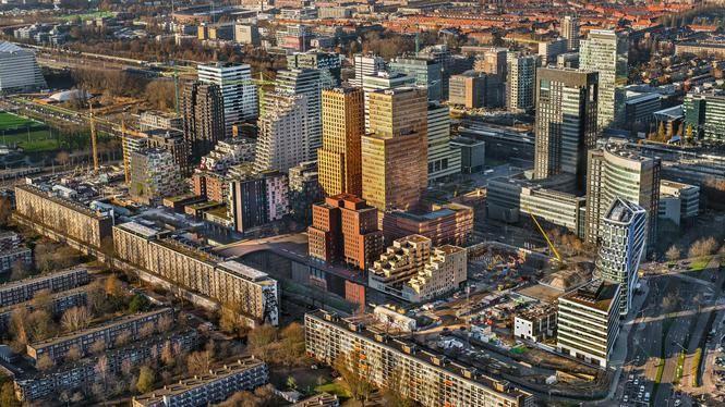 Zuidas viert feest: Amsterdam maakt klapper met komst EMA