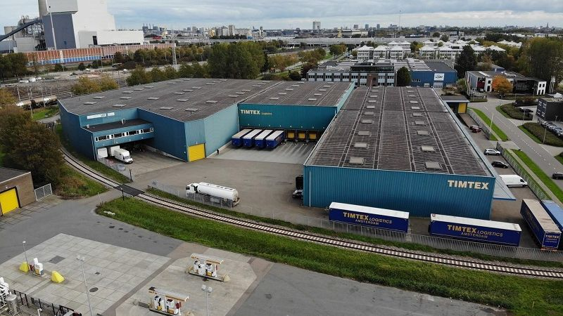 Grote sale and leaseback transactie in Amsterdam