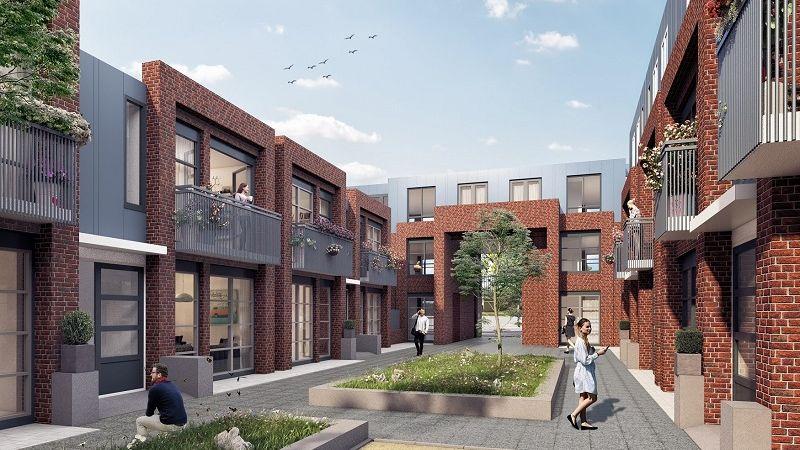 Flexibel wooncomplex primeur voor Haarlem