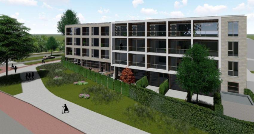 Syntrus Achmea koopt 44 intramurale woningen in Arnhem