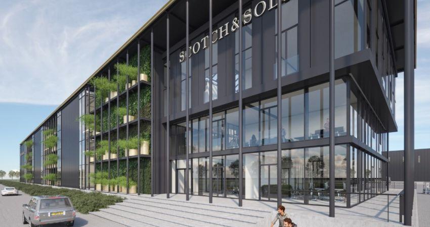 Europees distributiecentrum Scotch & Soda in de startblokken in Hoofddorp