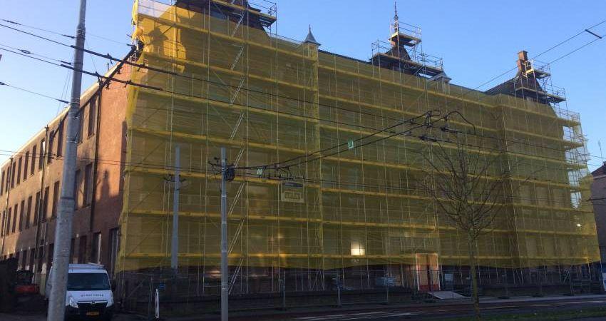 Ambtsschool krijgt tweede leven met transformatie naar loftwoningen