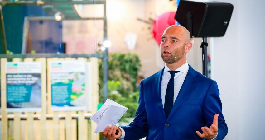 'Financiering, voorlichting en ontzorging zorgen voor versnelling energietransitie'