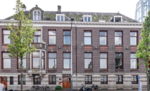 Wederom deal voor AEW: historisch kantoorpand in Amsterdam