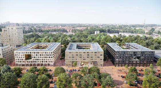 AM zoekt creatief talent voor gebiedsontwikkeling Utrecht