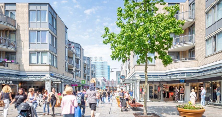 Kroonenberg Groep koopt deel winkelportefeuille Klépierre