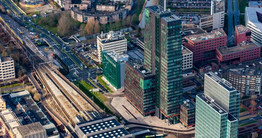 The Office Operators opent business center in WTC Almere