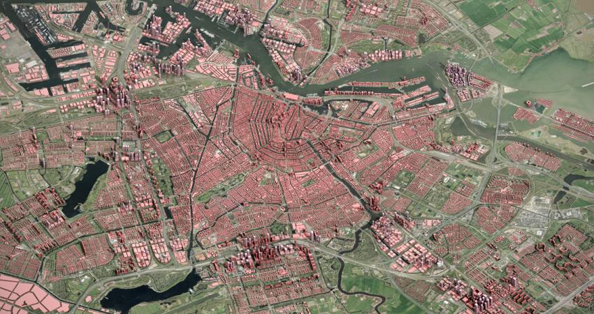 Woonambities van gemeente Amsterdam op een rij