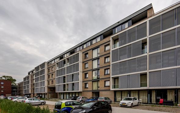 Slokker past BIM voor het eerst toe bij project in Eindhoven