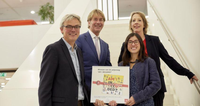 Winnaar prijsvraag AM aan de slag bij project Parkstad Zuid in Rotterdam