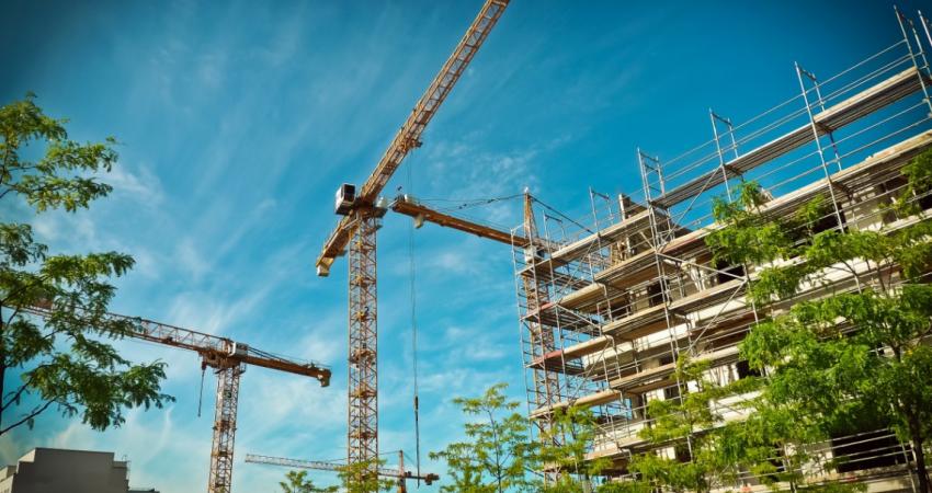 Laagste aantal vergunde nieuwbouwwoningen in drie jaar tijd