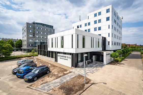 GGD huurt 1.300 m2 kantoorruimte in Den Bosch