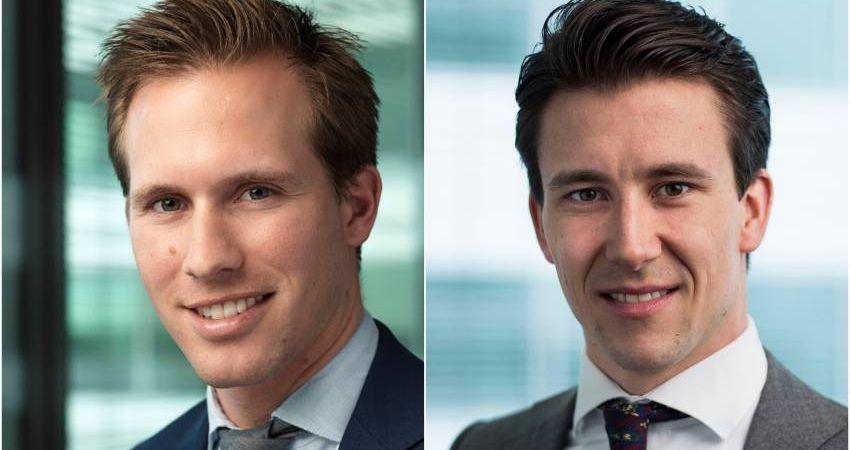 Twee nieuwe benoemingen in transactieteam CBRE Global Investors