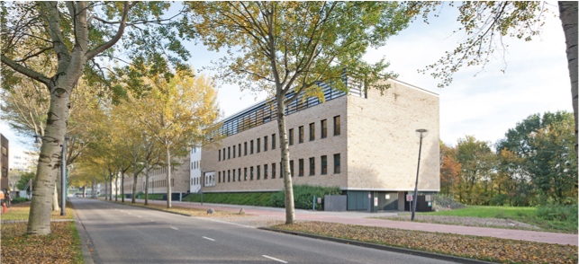 Keesing Media Group huurt 2.350 m2 in Centre Court C Amsterdam
