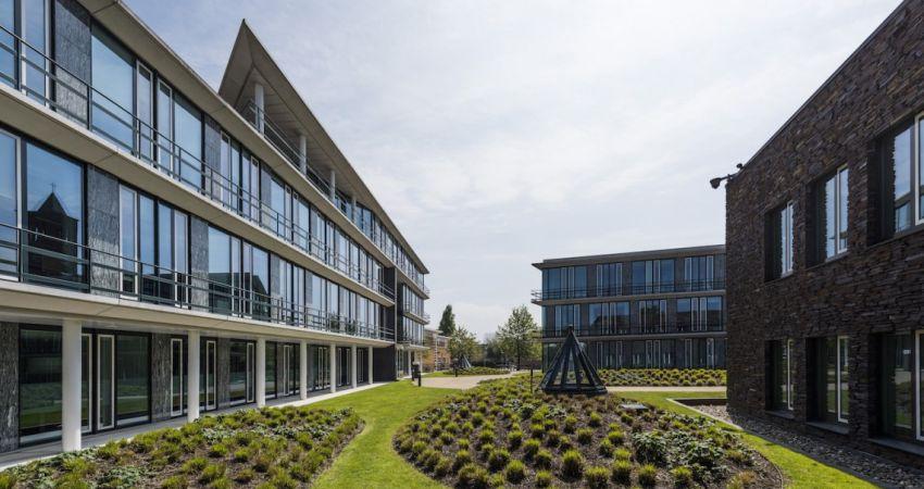 Maarsen Groep verkoopt Cuserpark kantorencomplex in Amsterdam