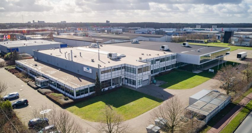 Logistiek dienstverlener koopt bedrijfscomplex in Tilburg