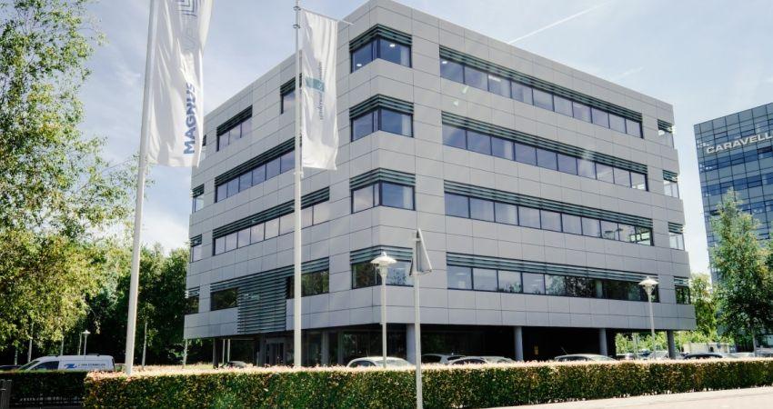 Magnus Group verhuurt 840 m2 kantoorruimte op Schiphol Oost
