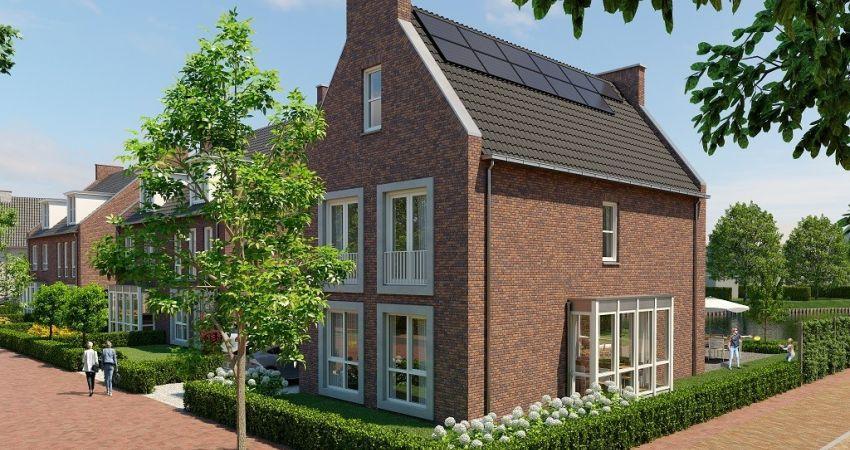 Nieuwbouwwijk Hoog Dalem uitgebreid met 49 woningen
