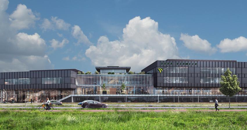 Dura Vermeer start bouw nieuw 'inspiration centre'