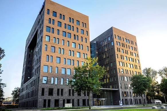Kantoorgebouw Dorgelo in Eindhovenvolledig verhuurd
