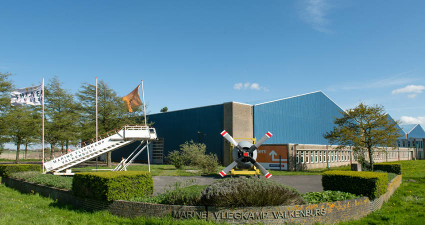 Marinevliegkamp Valkenburg wordt innovatief woon-werkgebied